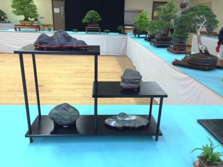 CB-Suiseki display